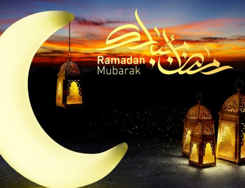 Welcome to Ramadan