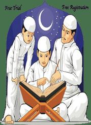 trial quran tajweed