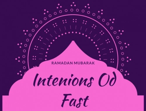 Intention of Fast