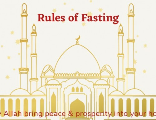 Rules of Fasting